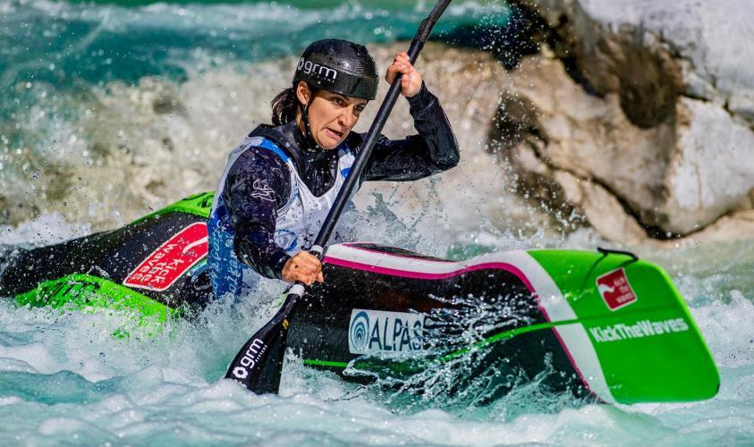 2019 ECA Wildwater Canoeing European Championships - Bovec, 15-18/05/2019