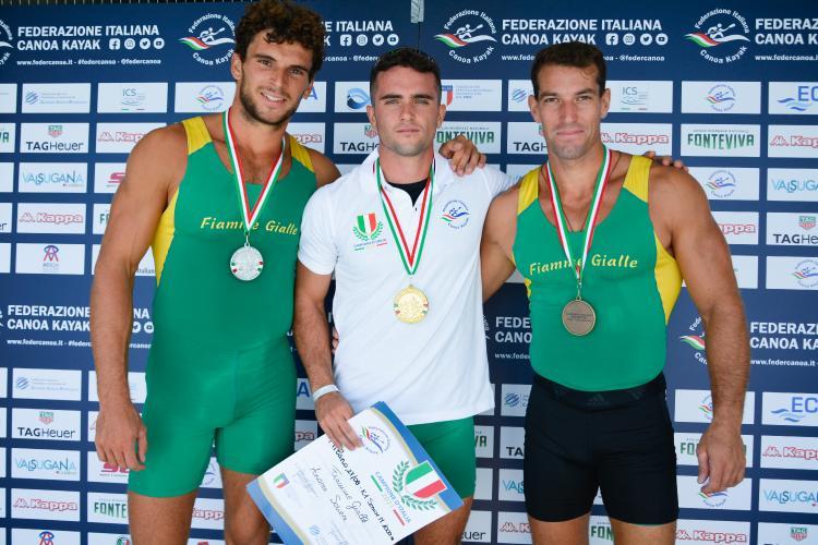 Campionato Italiano Velocità e Paracanoa - Idroscalo di Milano, 27-29/08/21