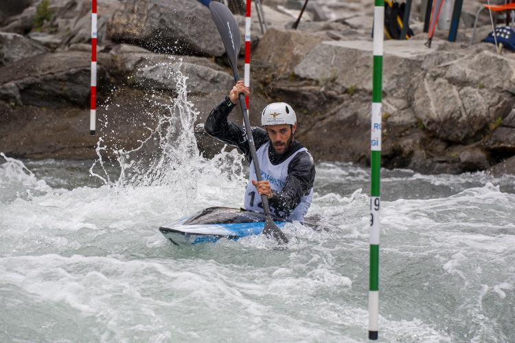 Canoa Slalom International Race - Ivrea, 10-11 aprile 2021