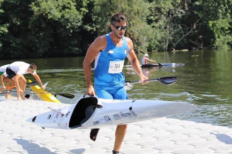 ECA Canoe Marathon European Championship - Decize (FRA), 25-28 luglio 2019