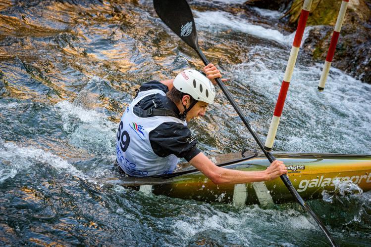 Gara Nazionale Canoa Slalom - Subiaco 24-24/04/2021