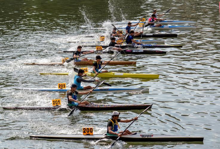 Turin Canoe Kayak Marathon - Torino, 22-23/06/2019