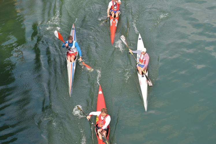 Turin Canoe Kayak Marathon - Torino, 27-28/03/2021